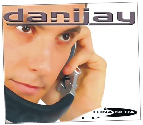 Danijay - Luna nera e.p. [Front]