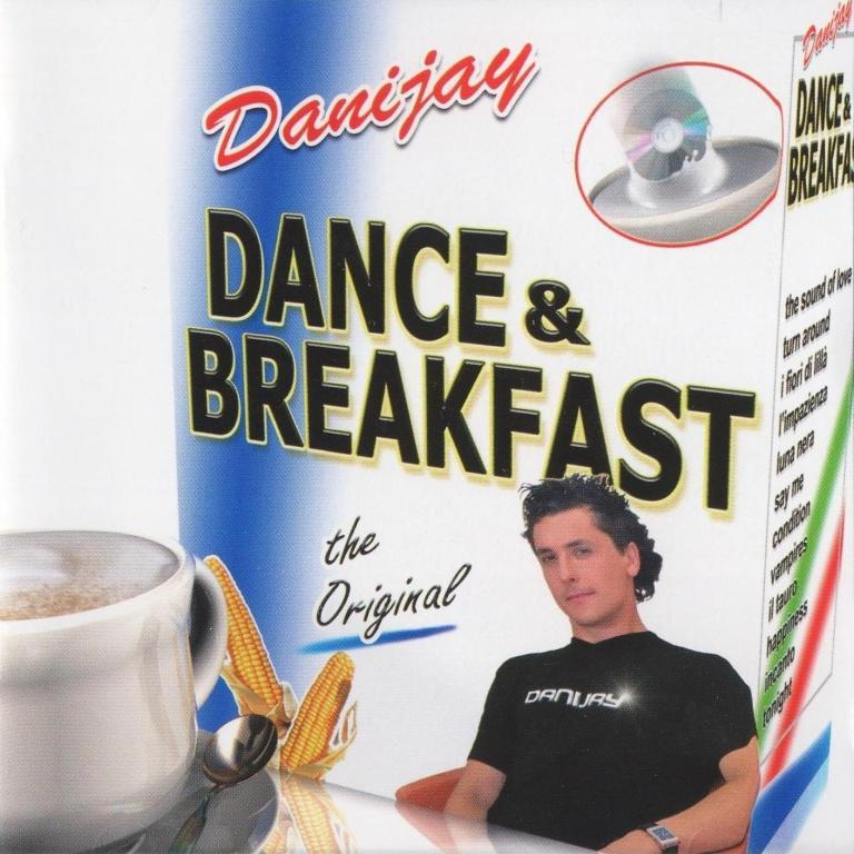 Danijay - Dance & Breakfast - [Front]